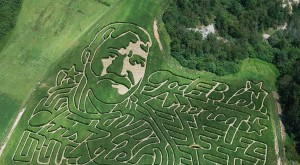 8 Awesome Corn Mazes In Georgia You Have To Do This Fall