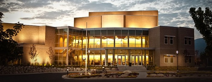 4) CenterPoint Legacy Theater, Centerville