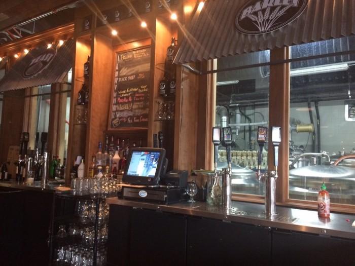 1. Charleston Brewing Company