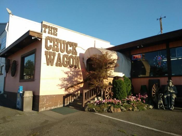 3. Chuck Wagon, Mount Vernon