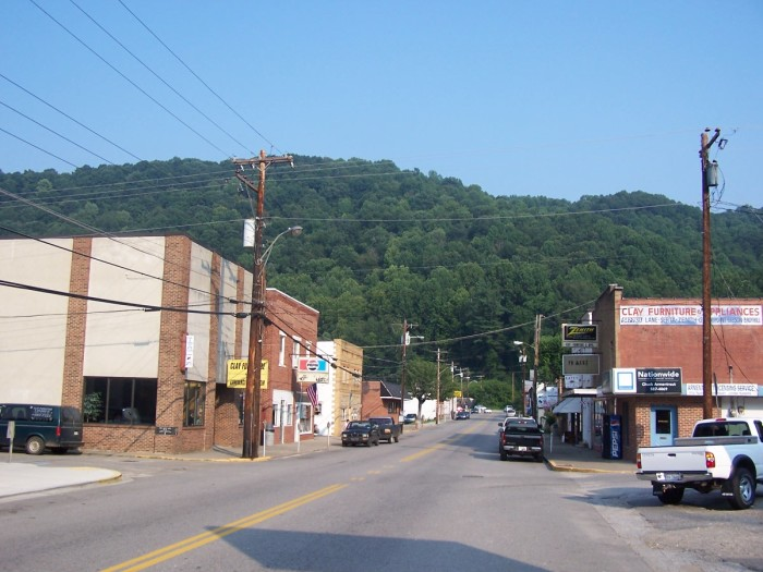 2. Clay County