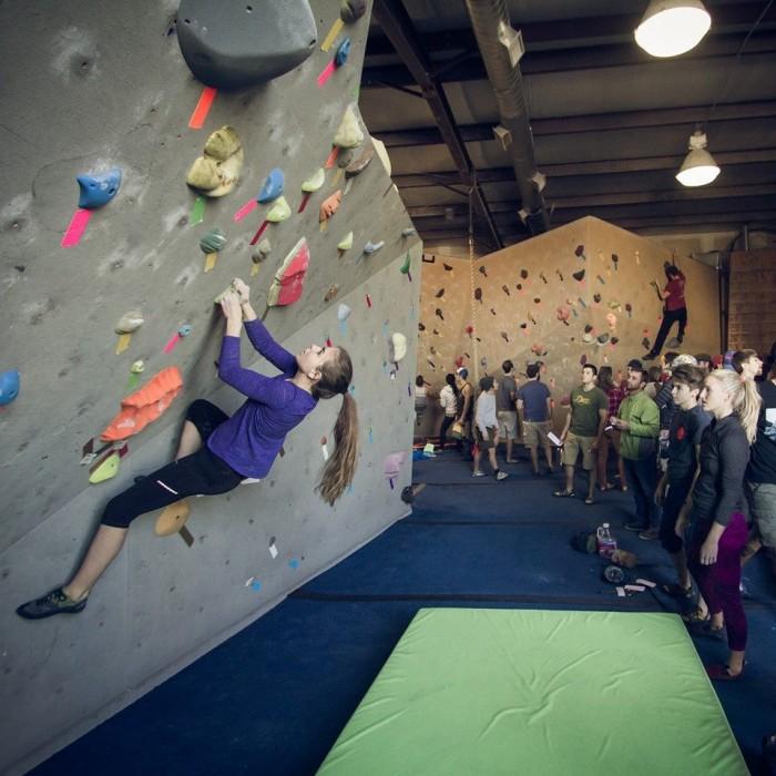 3. Climb The Walls