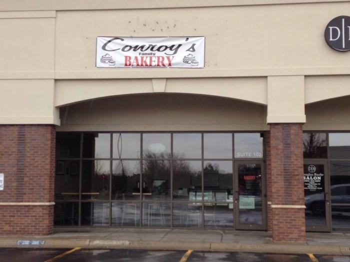 2. Conroy's Family Bakery, Lincoln