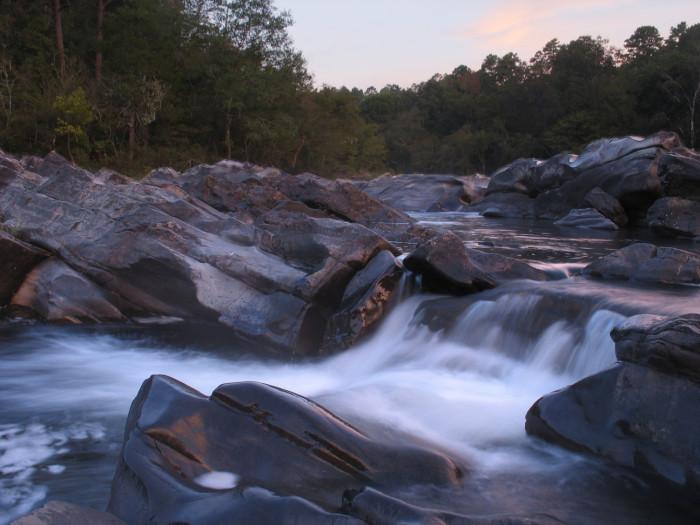 11. Cossatot River State Park
