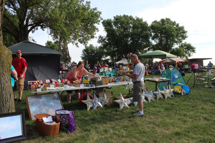 4. Country Market Days, Pilger - Last 2015 date is October 3