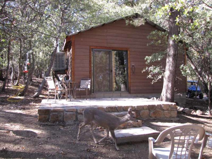8. Ramsey Canyon Cabins, Hereford