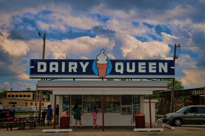 7. Dairy Queen, Iowa City