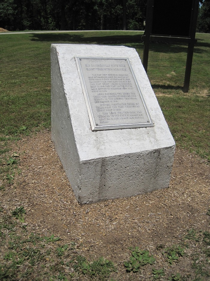 2. Davidsonville Historic State Park