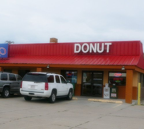 3. Delight Donut, Kearney