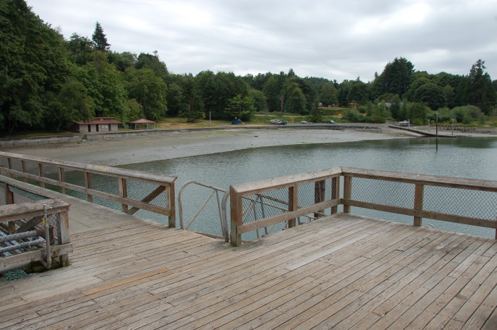 6. Dockton Park in Vashon