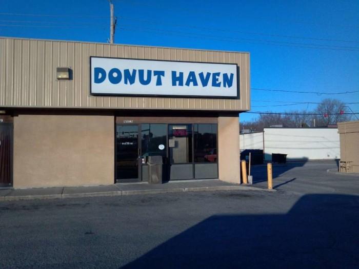 4. Donut Haven, Omaha