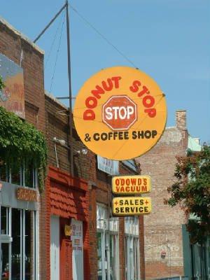 5. Donut Stop, Omaha