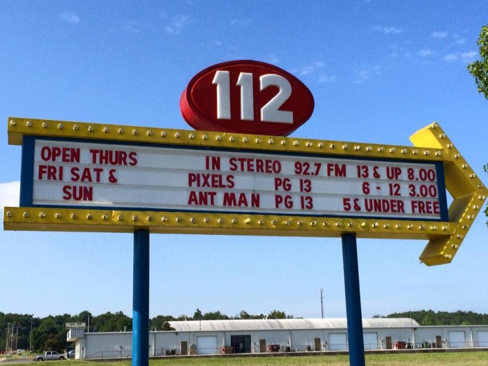 5. Go To A Drive-In Movie