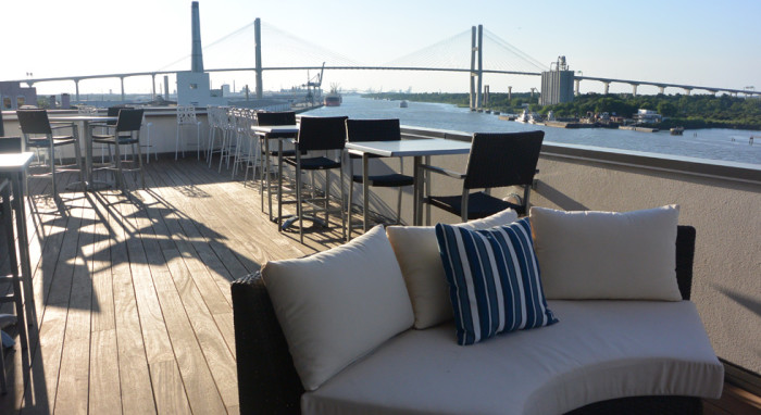 4. Top Deck Bar in Savannah, GA