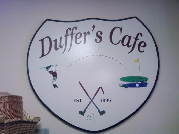 8. Duffer's Cafe