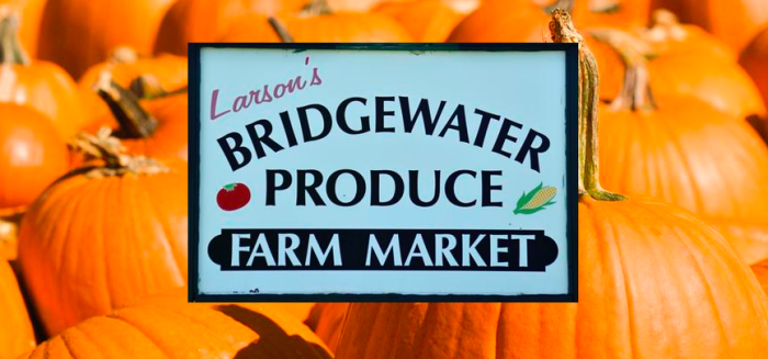 8. Bridgewater Produce Farm is full of fall family fun and you can PYO or get pre-picked pumpkins and squash!