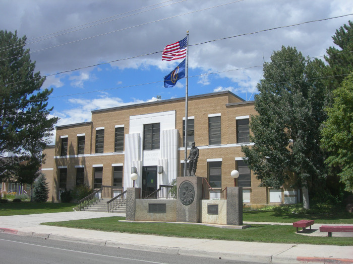7) Emery County: 22.01 offenders/10,000 residents