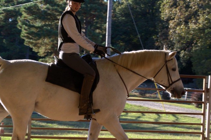 5. Become An Equestrian
