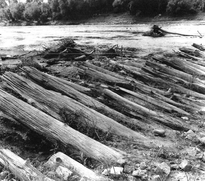 2) Bailey's Dam 1864