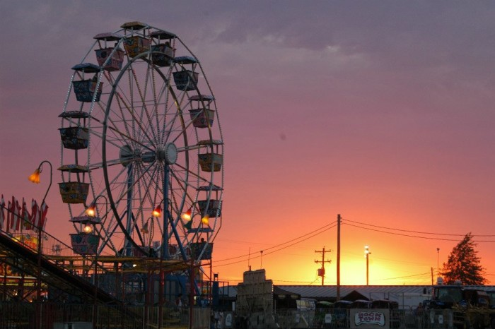 6. Get Out To A Carnival, Festival, or Fair