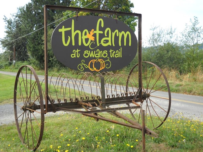 3. The Farm at Swans Tail, Snohomish