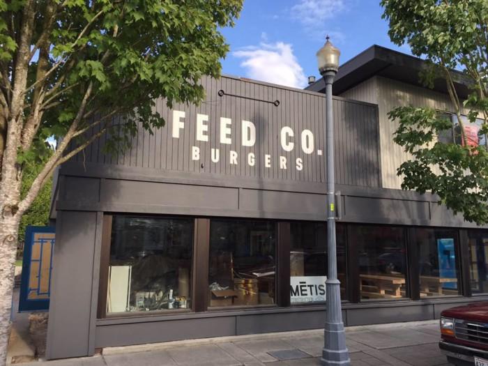 8. Feed Co. Burgers, Redmond