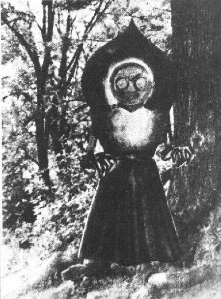 1. The Flatwoods Monster