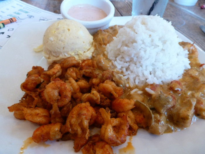 11. Red beans and rice, gumbo, jambalaya, grits, and grillades---the food here is simply the best.
