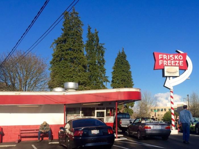 4. Frisko Freeze, Tacoma