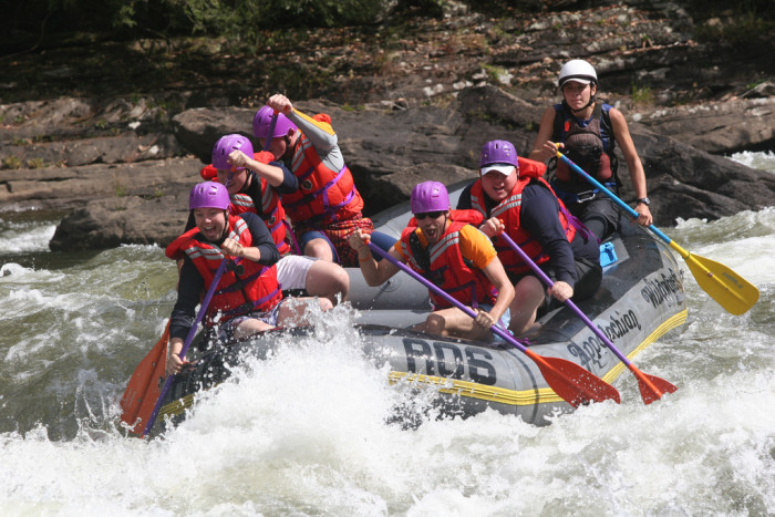 1. The Gauley River