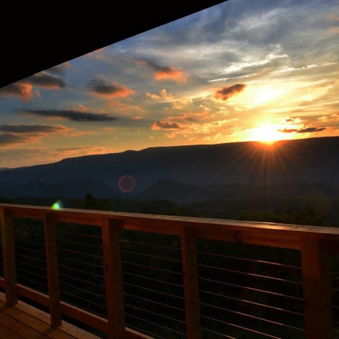 13. German Valley Overlook Cabins
