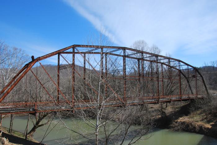9. Gilmer County