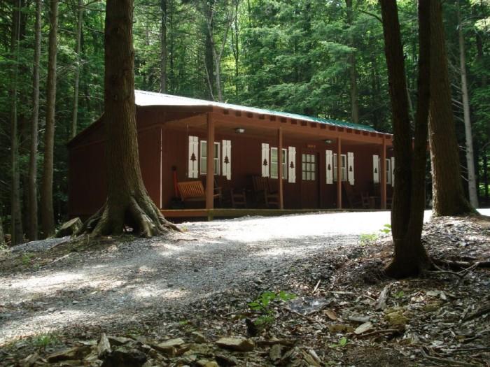 5. Glady Fork Cabins
