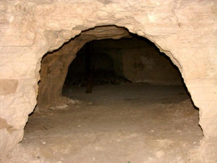2. Happy Jack Chalk Mine, Scotia