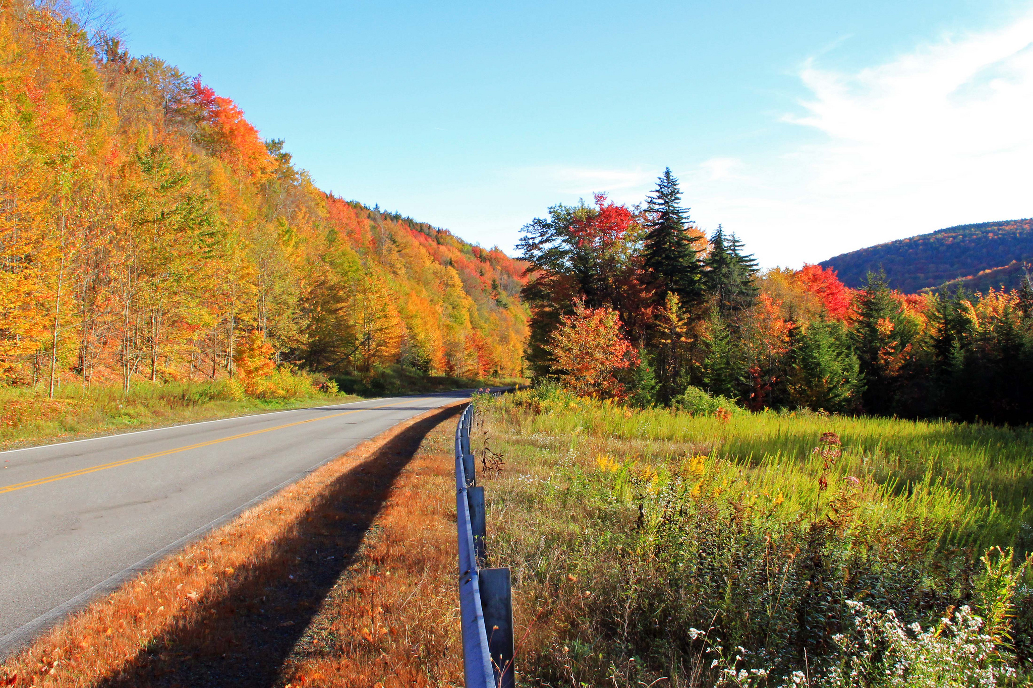 8 of west virginia 39 s most scenic country roads for West fall