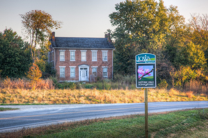 5. Historic Hills Scenic Byway