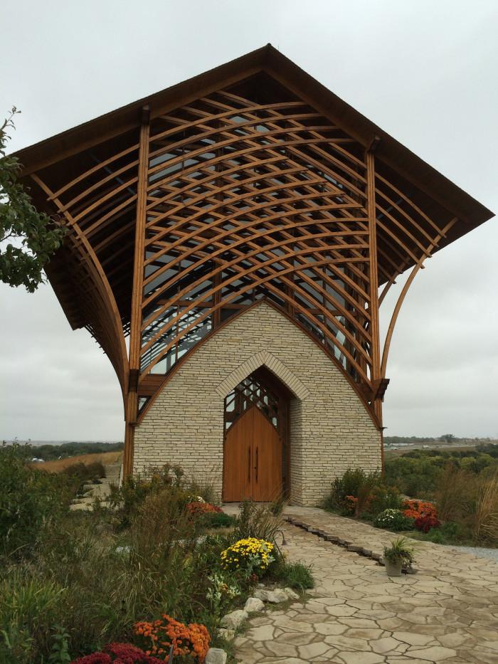 4. Holy Family Shrine, Gretna