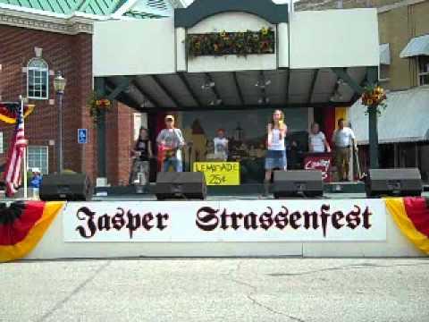 7. Jasper Strassenfest