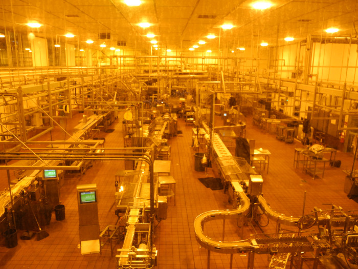 3) Tillamook Cheese Factory