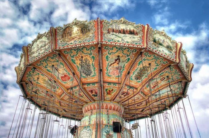 2) Oregon State Fair