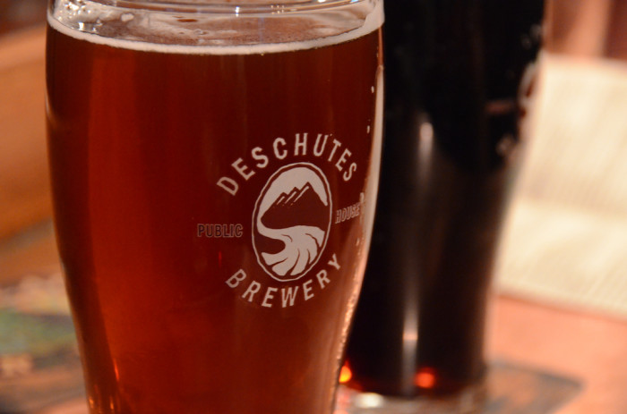 8) Tour Deschutes Brewery