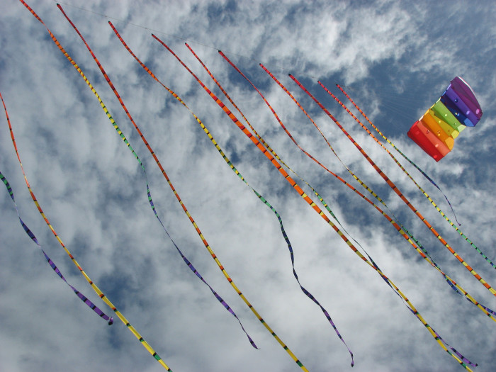 6) Fall Kite Festival