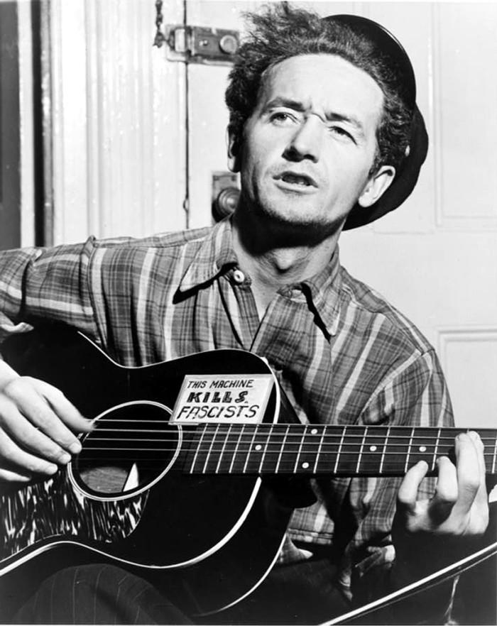 6) Woody Guthrie - Oregon Trail
