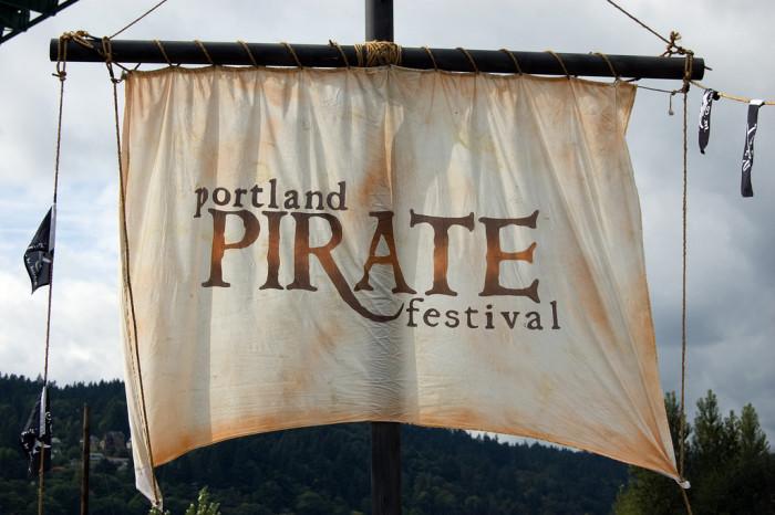 1) Portland Pirate Festival