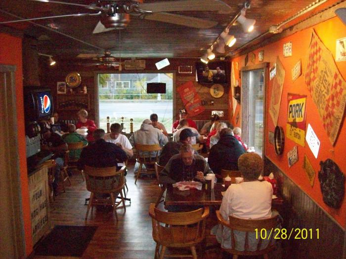 8. Huey's Smokehouse BBQ, Fremont
