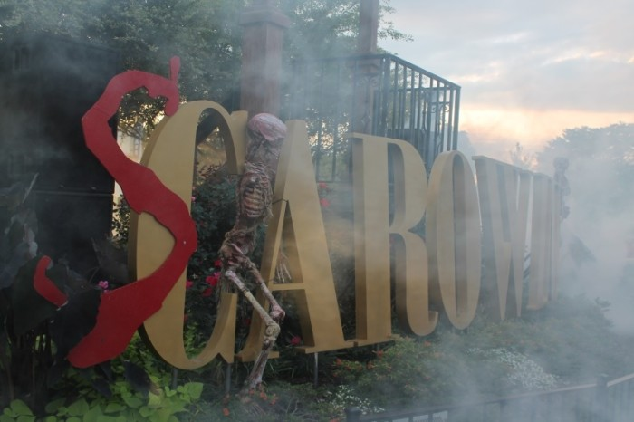 8. Horror fans and adrenaline junkies will LOVE a trip to Scarowinds!