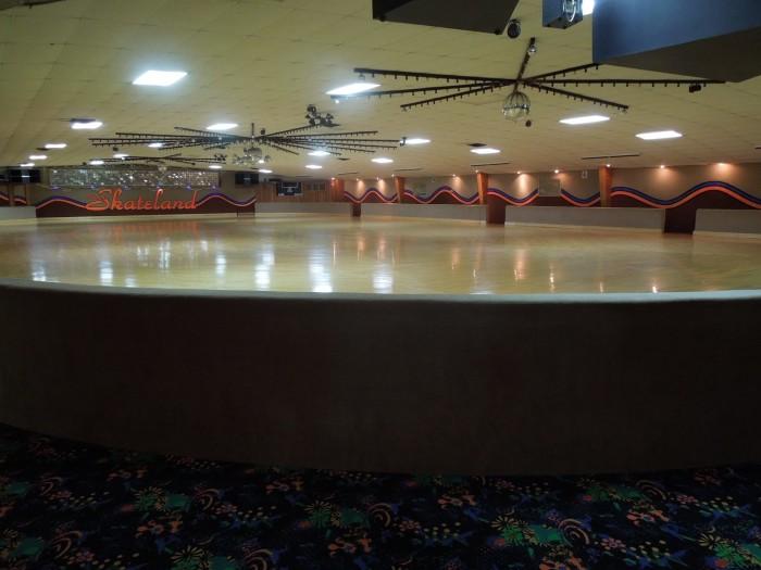 4. Jack's Fort Smith Skateland