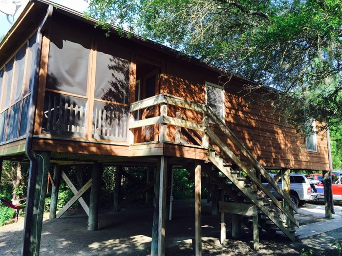 4. Cottages at James Island County Park