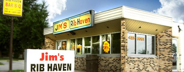 9. Jim's Rib Haven, Omaha
