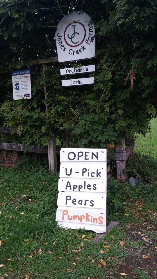 1. Jones Creek Farms, Sedro-Woolley
